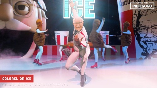 KFC Invites Fans Along For Its Crazy Marketing Ride