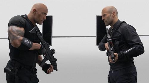 'Hobbs & Shaw' Trailer Pits Dwayne Johnson, Jason Statham And Vanessa Kirby Against Idris Elba