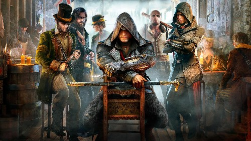 There's A Problem With The 'Assassin's Creed: Syndicate' Box-Art