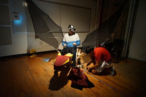 Can A Robot Find You Love? NYU's ITP Winter Show Says It Can.