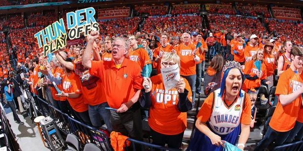 Oklahoma City Thunder's Chesapeake Energy Arena Set For Major Renovations
