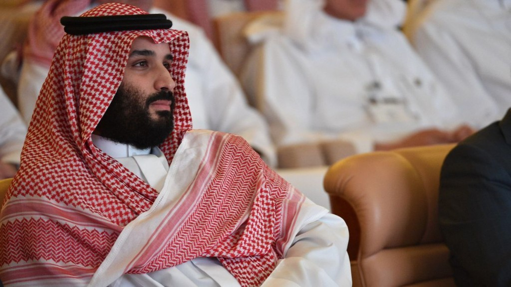 Jamal Khashoggi's Fiancé Files Lawsuit Accusing Saudi Crown Prince Of Murder