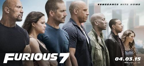 'Furious 7' Trailer Gets Red-Carpet Premiere