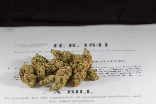 Marijuana Bill Scheduled For Congressional Vote This Week