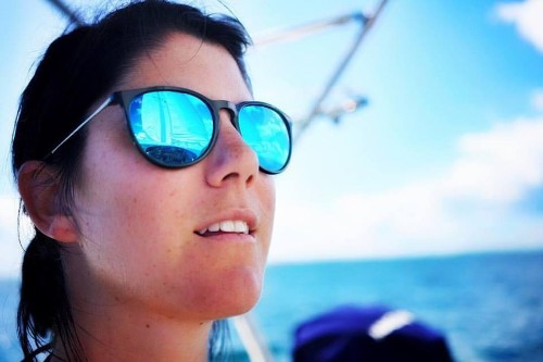 This Woman Quit Her Job And Makes Twice As Much Cruising The World