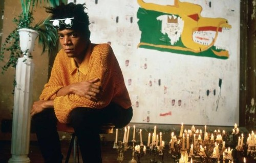 'Basquiat: The Unknown Notebooks' Gives a Window Into Basquiat's Mind At Its Most Relaxed