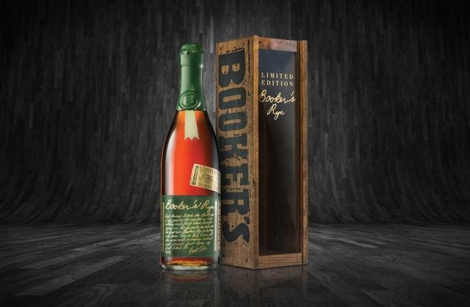 New Limited-Edition Rye Whiskey From Booker's, America's Beloved Small Batch Bourbon Brand