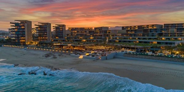 This New Cabo San Lucas Resort Has White Sand Beaches And Stunning Views