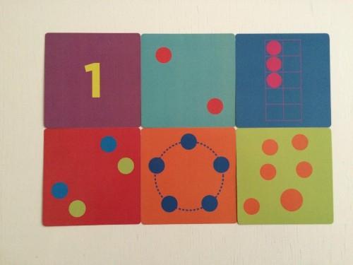 Tiny Polka Dot: A New Math Card Game For Kids