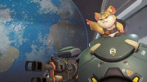 Xbox Wrecking Ball Bug Takes Out 'Overwatch' Players