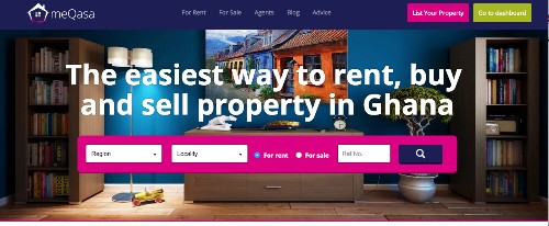 MeQasa.com Of Ghana Raises $500,000 Investment To Become Zillow Of Africa