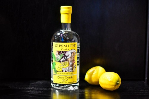 Sipsmith Launches New Lemon Drizzle Gin