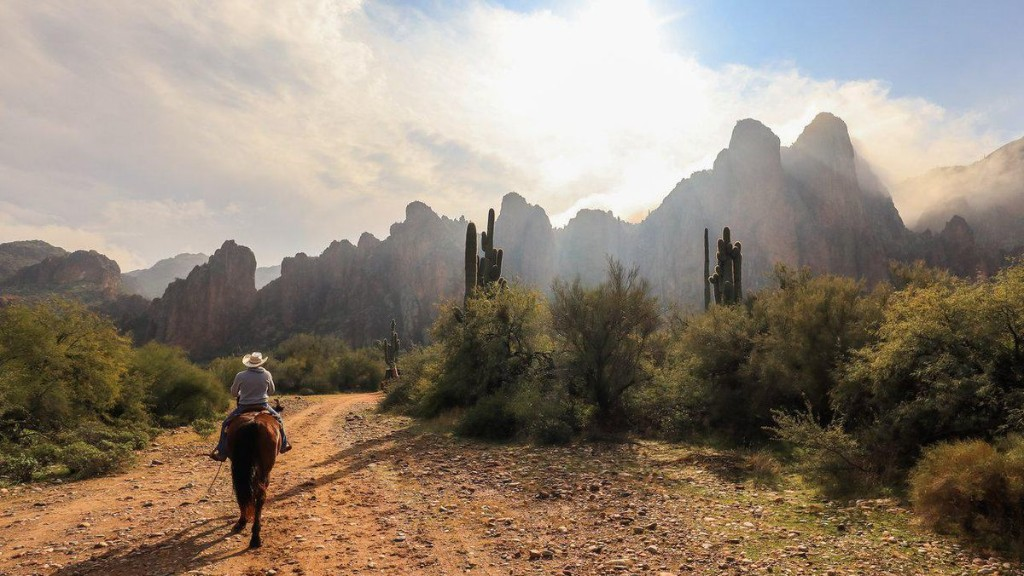 Where To Eat And Retreat For A Wellness Getaway In Always-Warm, Outdoor-Centric Scottsdale