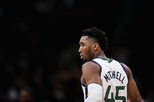 Projecting Donovan Mitchell's 2019-20 Numbers For The Utah Jazz