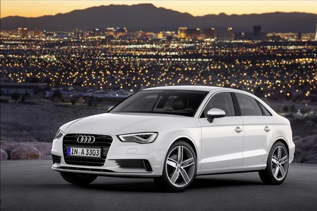 Audi Promotes 2015 A3 Sedan By Crowdsourcing Stories Of True Grit