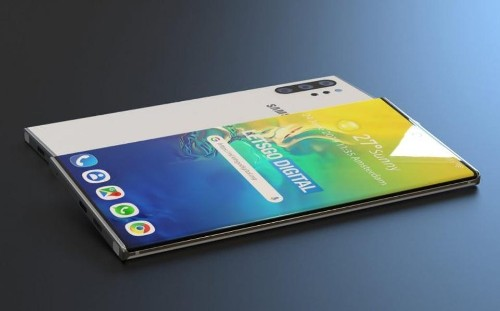 A Closer Look At The Galaxy Note 10 5G