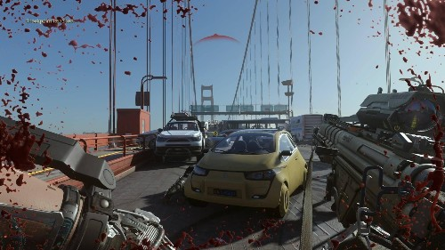 'Call Of Duty: Advanced Warfare' Single-Player Campaign Review