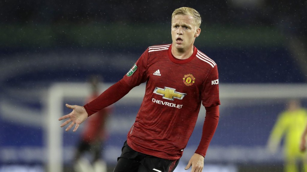 Where Does Donny van de Beek Fit In At Manchester United?
