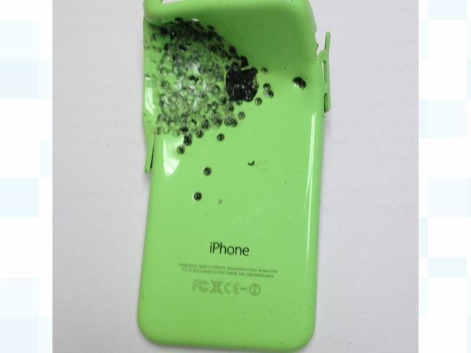 How An iPhone 5c Saved A Man's Life