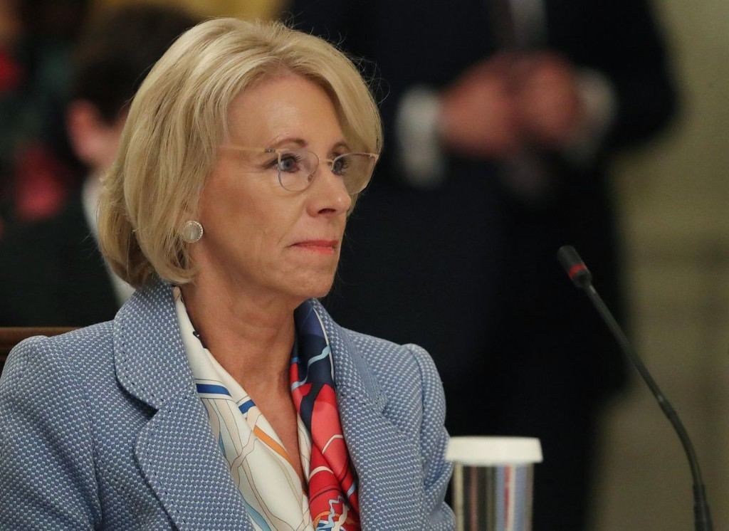 Second Federal Judge Slams DeVos Plan To Send Federal Funds To Private Schools