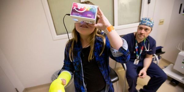 Virtual Reality Isn't Just For Gamers Anymore; It Will Change Your Health