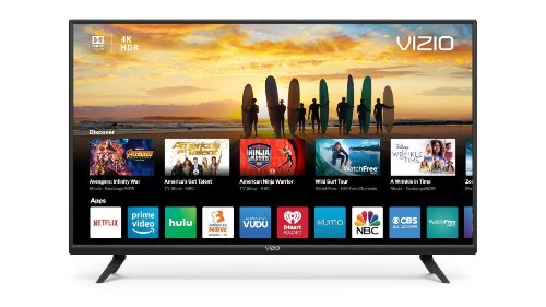 This 4K Vizio TV Is On Sale For $228