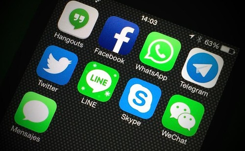 WhatsApp in Asia? WeChat, Line Embrace Ads, Games And Gimmicks