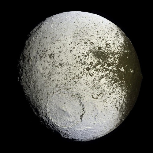 The Strangest Moon In The Solar System
