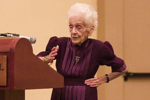 Turning Darkness Into Light: The Life And Legacy Of Rita Levi-Montalcini