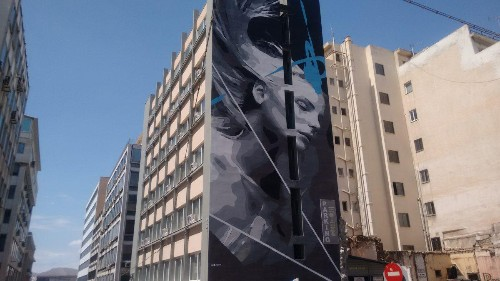 This New Athens Hotel Comes With Epic Street Art Attached