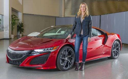 Women of Influence: Meet the Women Auto Designers Behind the Wheel