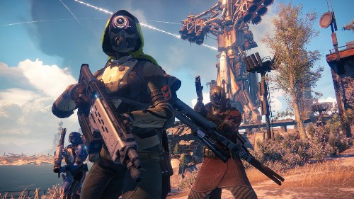 'Destiny' Crosses $500 Million On Day One, Biggest New Video Game Launch Ever