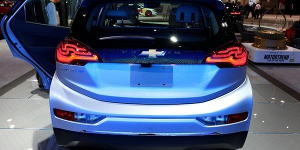 GM, Chinese EV Partner Showcase New Car That May Turn Out To Be The Bolt SUV