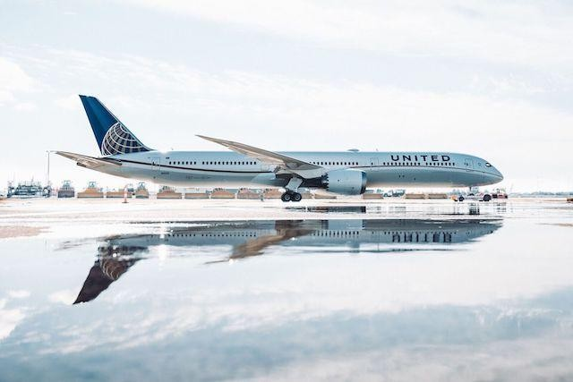 United Launches Boeing 787-10 Dreamliner Transcontinental Flights Today