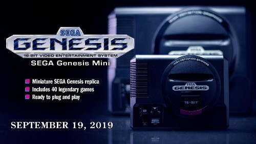 Genesis Mini Unveils Ten More Games, Adding 'Earthworm Jim', 'Castle of Illusion' And More