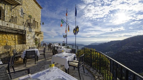 The Most Beautiful View In The World: Welcome To Château Eza