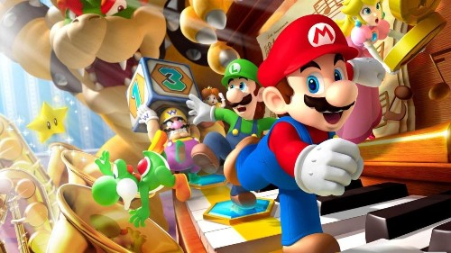 Nintendo Will Release 5 Mobile Games By 2017