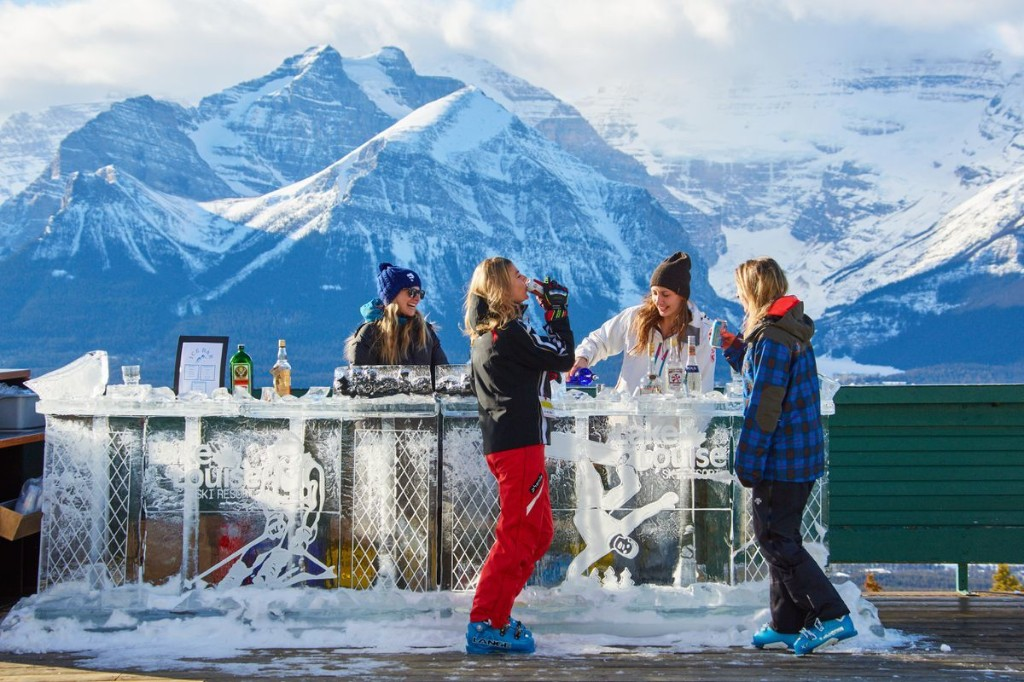 Winter Is Coming: How To Dress For Outdoor Drinks And Dining