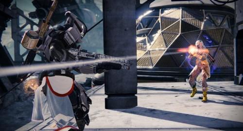 Bungie Needs To Quarantine Destiny's Crucible Multiplayer