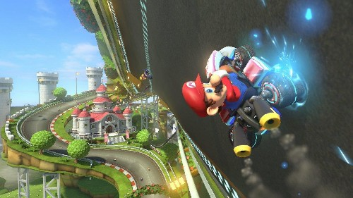 Mario Kart 8 Proves Nintendo Is The Game Maker For Grown-Ups