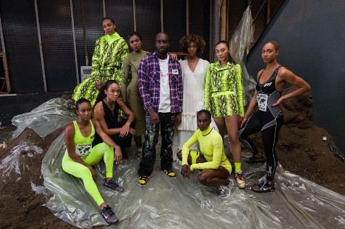 Sport And Fashion 'Seeks To Unite Cultures': Virgil Abloh On Off-White SS19