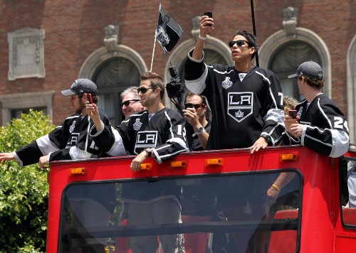 Value Of AEG Gets Boost From Clippers Sale To Ballmer And Kings Stanley Cups