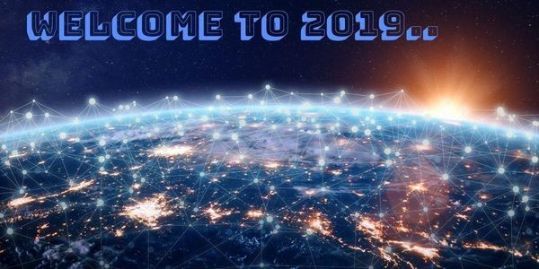 Four Emerging Technology Areas That Will Help Define Our World In 2019