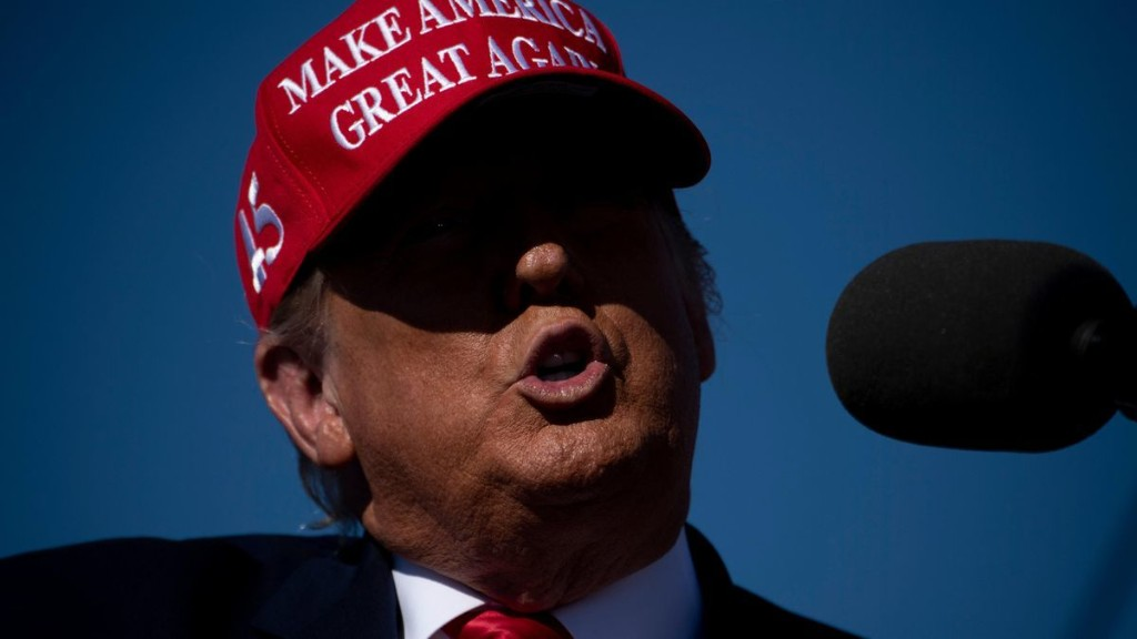 Trump Calls Republican Critics 'Lowest Form Of Human Life,' Says He's 'Running Against' Them