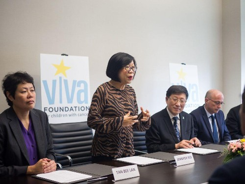 Why Singapore's Wealthiest Are Backing This Lawyer In The Fight Against Childhood Cancer