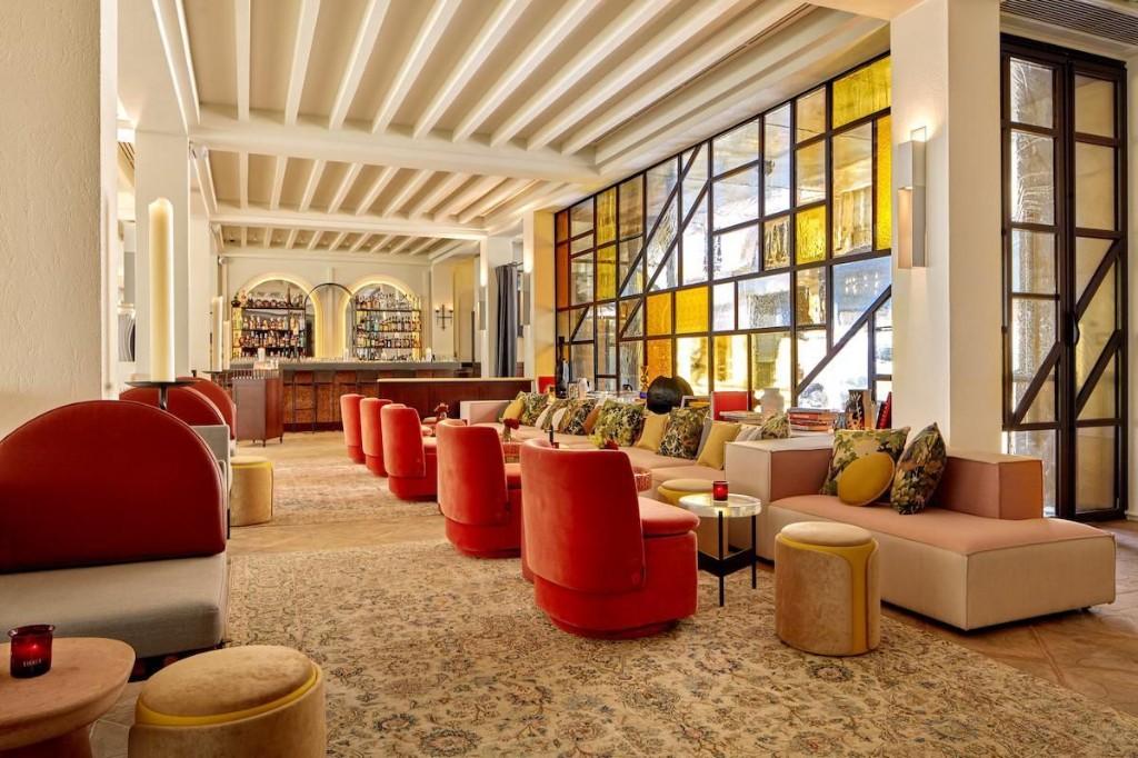 Paris Gets A New Boutique Hotel, Sinner, In Le Marais