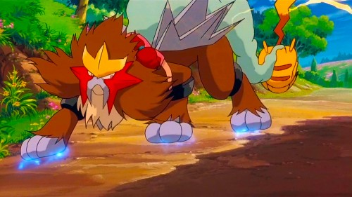 How To Easily Beat Entei In 'Pokémon GO,' The Strongest Legendary Beast