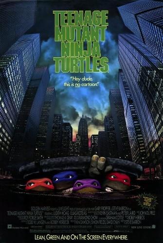'Teenage Mutant Ninja Turtles,' Not 'Batman,' Blazed The Comic Book Movie Trail