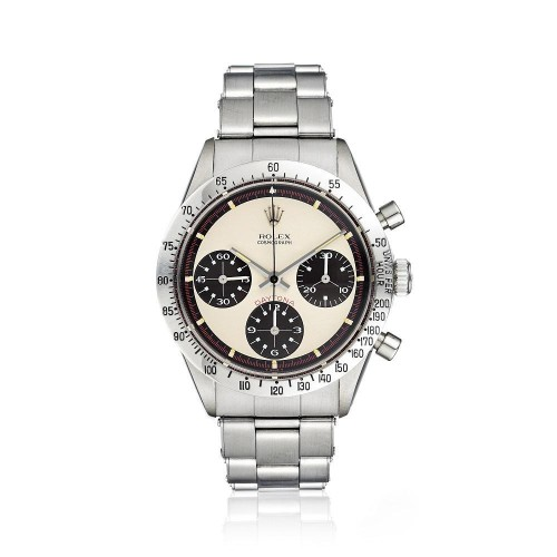 A 'Paul Newman' Rolex Daytona Reference 6239 Could Fetch $250,000 At Auction