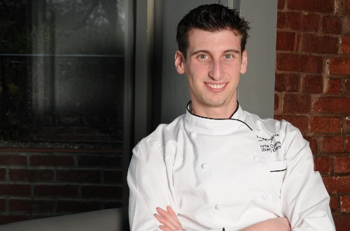How Working In A Restaurant At Age 11 Inspired Chris Coombs' Culinary Success